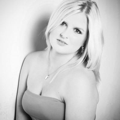 Porträtt av Marielle Johansson